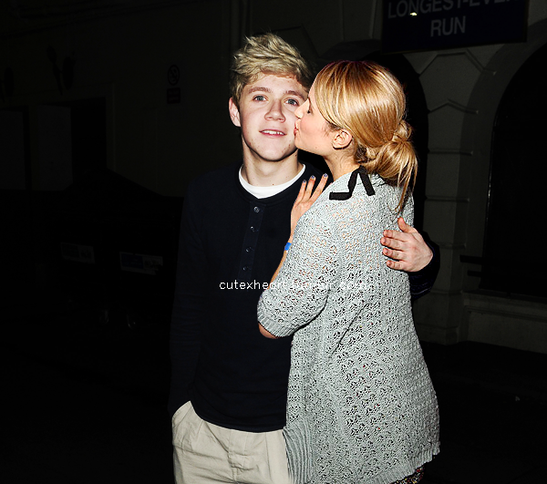 Dianna Agron And Niall Horan
