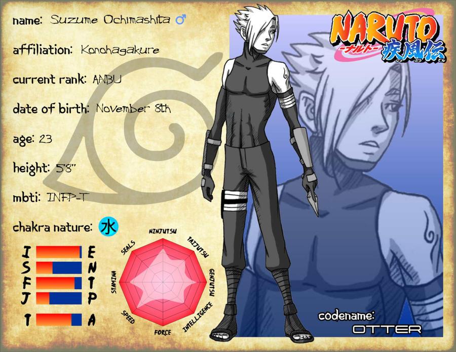 Naruto OC Profile