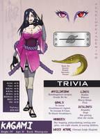 [Orochi No Su] Kagami (Contest Entry) by PenelopeJadewing