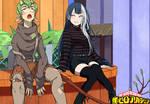 [BnHA] Open Collab w P-ol - complaining to kohai