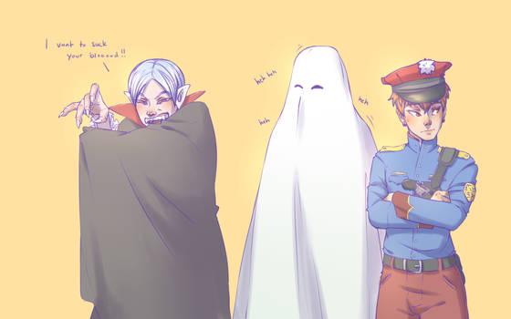 [HIC] halloween shenanigans