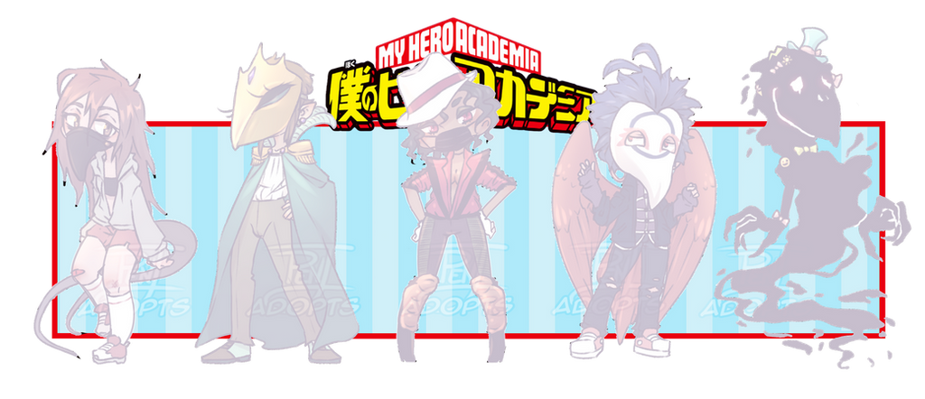 Closed Bnha Batch 10 Shie Hassaikai By Penelopejadewing On Deviantart Released on mar 25, 2020 published by toho animation records. closed bnha batch 10 shie hassaikai