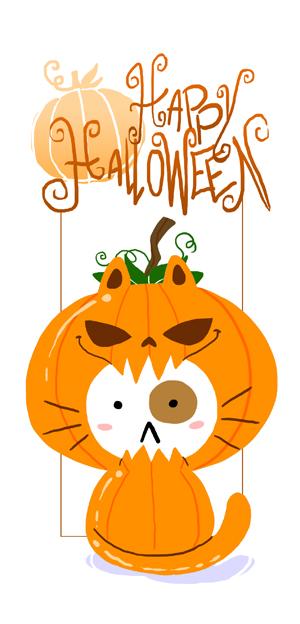 Happy Halloween 2011 by yllya