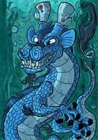 Year of the Dragon by yllya