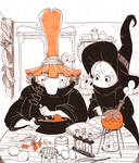 Witchpastry lesson