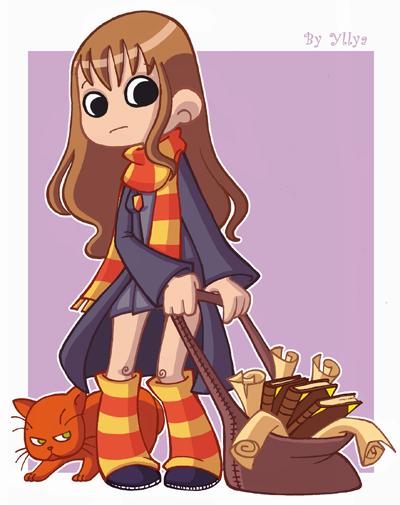 Hermione by yllya