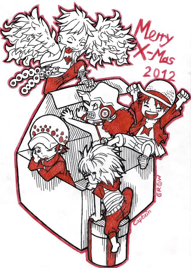 ~Merry X-Mas~ by Captain--Ruffy