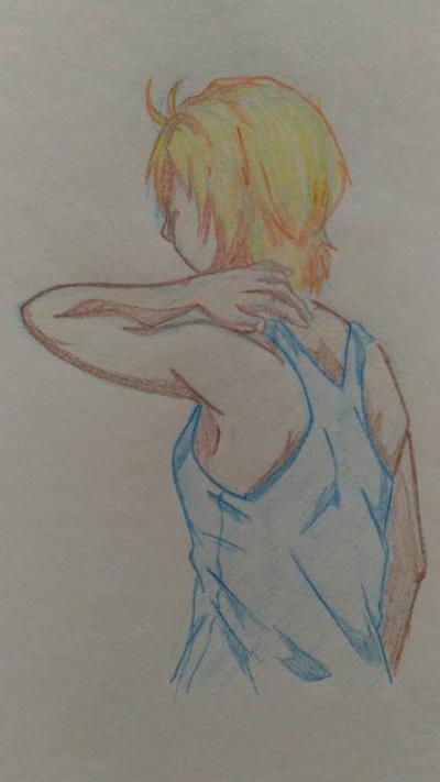 Practice? by criselaine