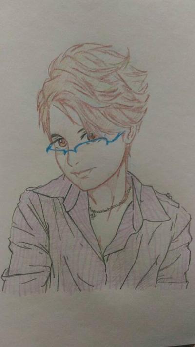 Self Portrait by criselaine