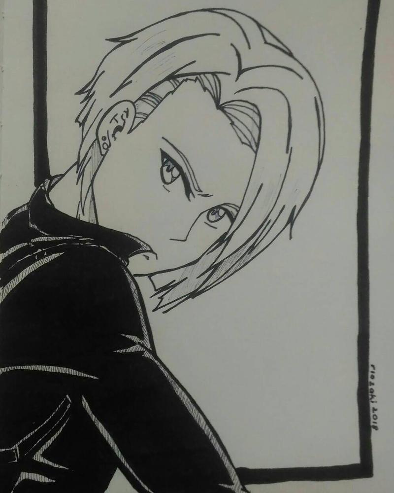Agent Danvers by criselaine