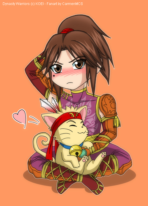 Dynasty Warriors Cat People