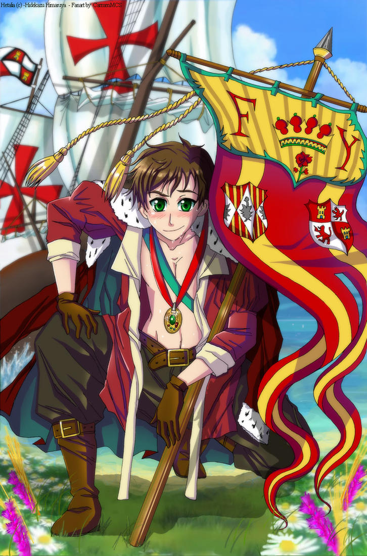aph spanish empire - photo #4