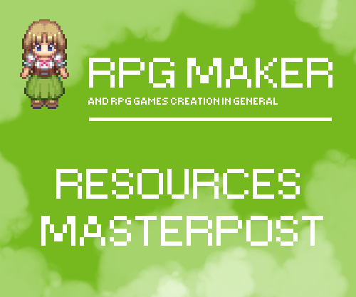 Rpg maker resources masterpost by carmenmcs on deviantart rpg maker resources masterpost by carmenmcs sciox Choice Image