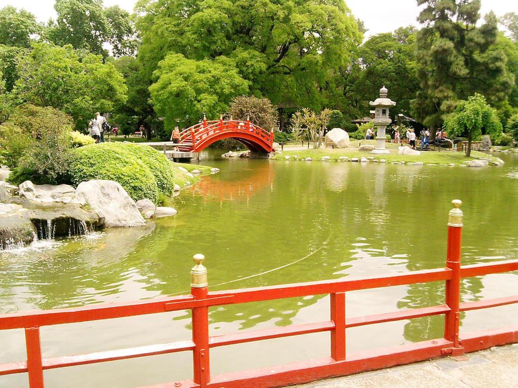 Jardin japones by gizzma on deviantart for Jardin japones