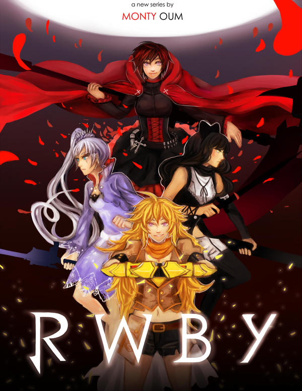 RWBY by Roadccan