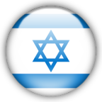 Israel flag by ZEROsilencer