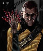 Cole MacGrath: A Bad Kinda Guy by ADlaeyx
