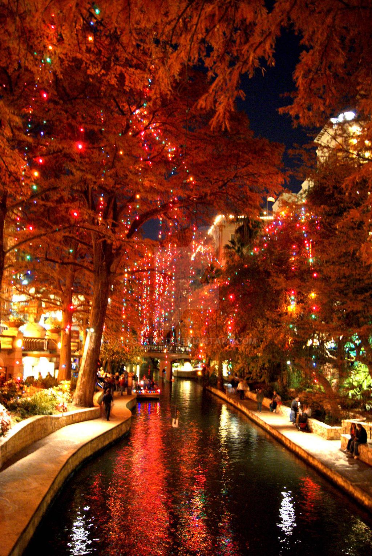 River Walk Dec. 2010