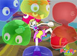 Amitie from Puyo Pop Fever