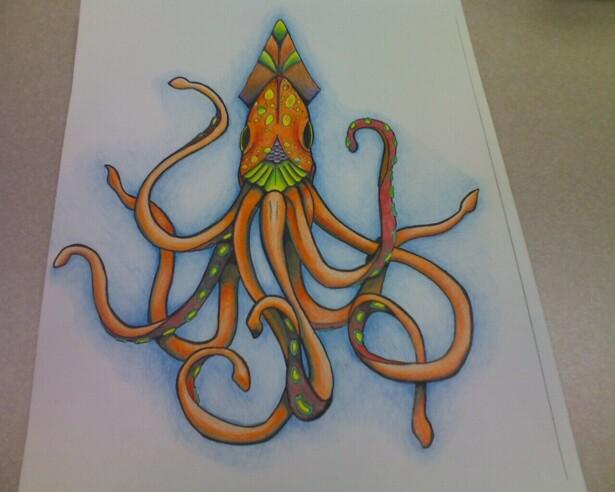 Squid by pathosda