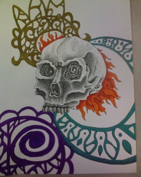 Another Skull by pathosda