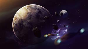 Planet Shakuras | StarCraft
