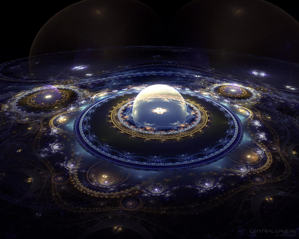 CentralSphere by love1008