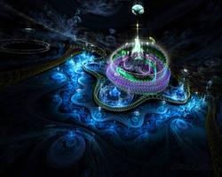 astralCastles II by love1008