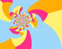 SpiralcubeFlower by love1008