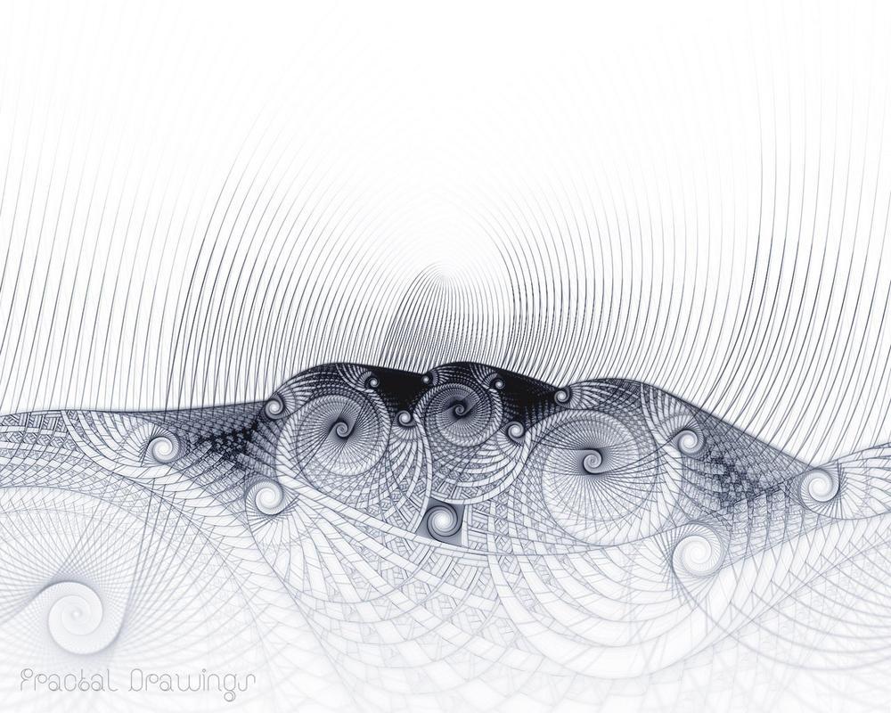 Fractal Drawings 2 by love1008