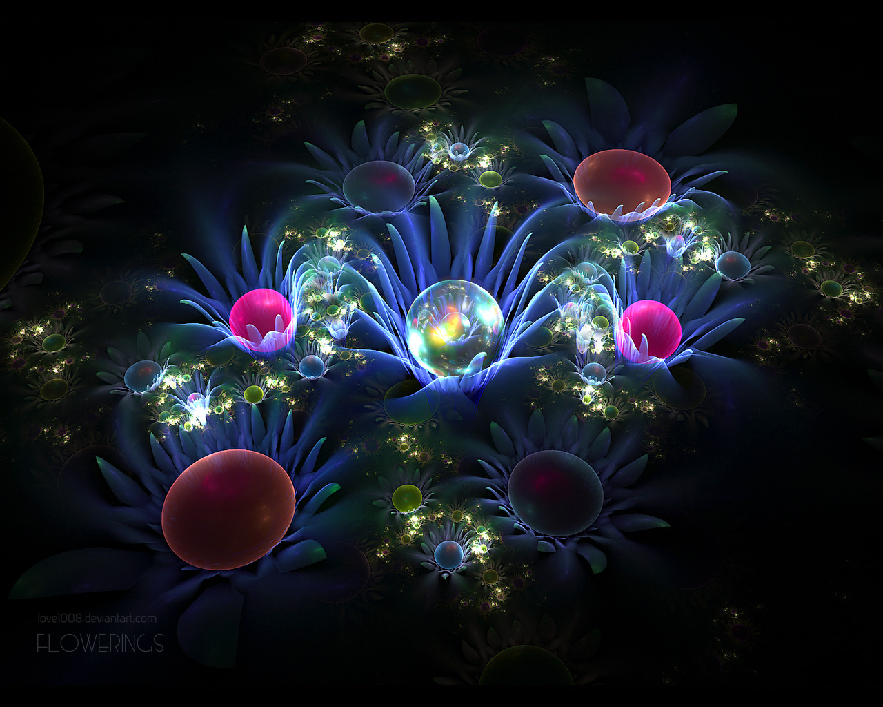 Flowerings 90