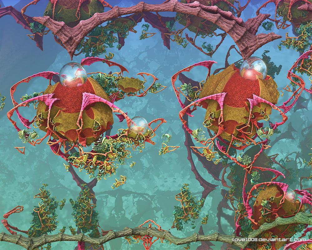 BotanicaExtraterrestrial by love1008