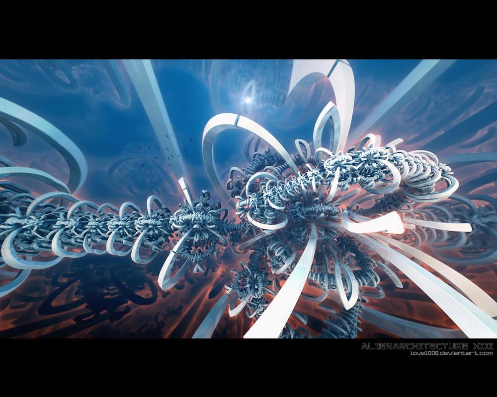 Alienarchitecture XIII by love1008