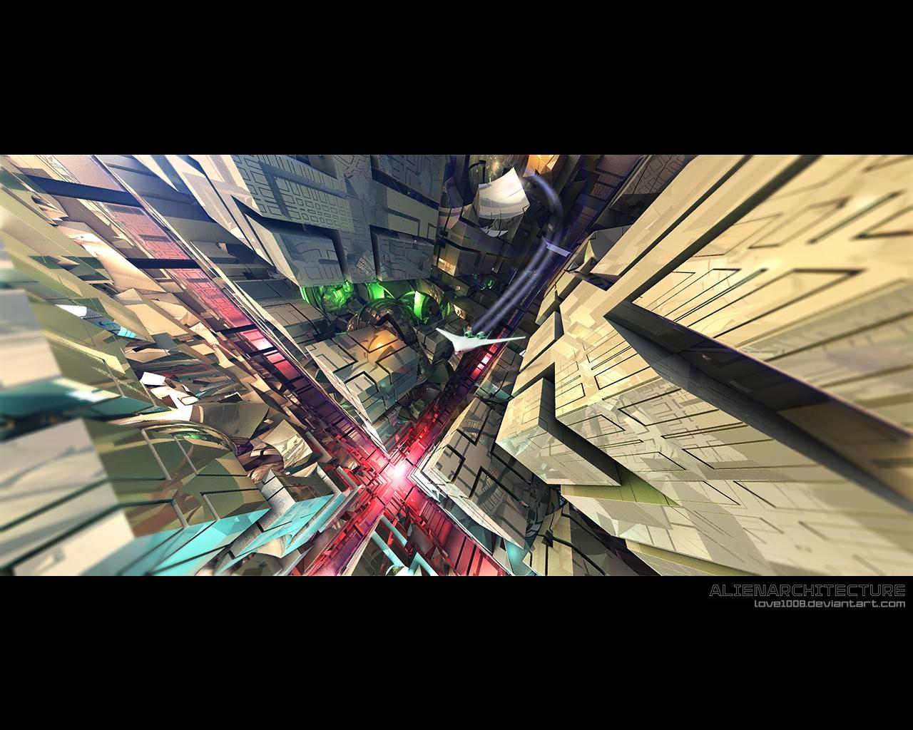 Alienarchitecture 15 by love1008