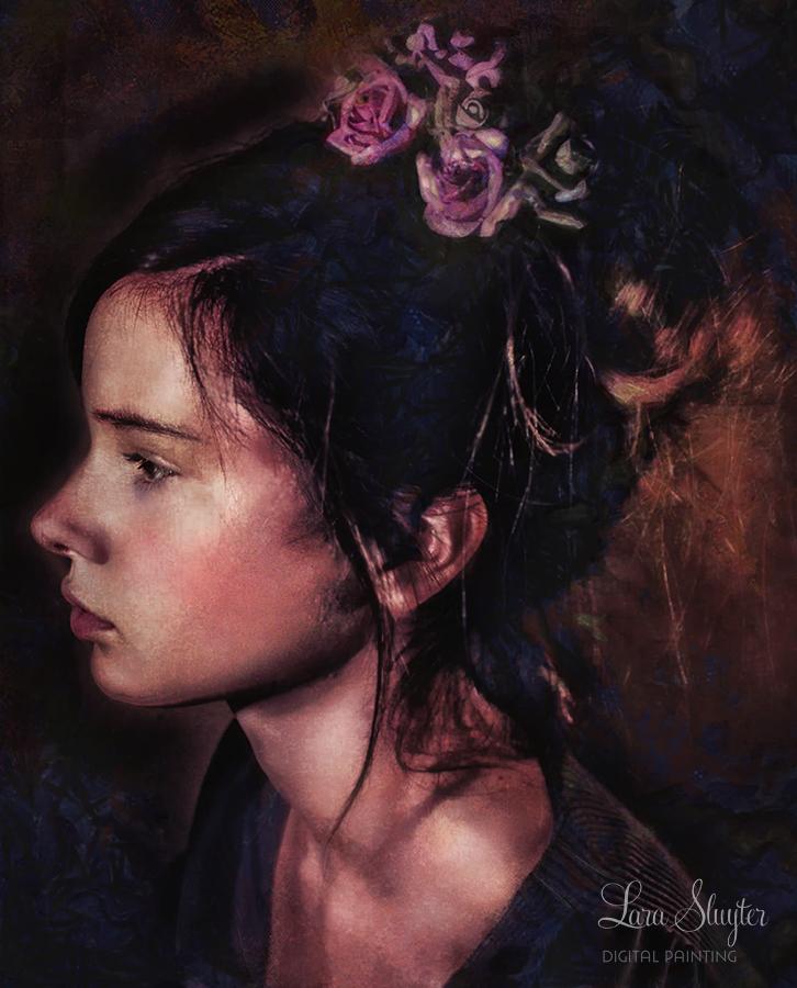 Lara Sluyter digital painting
