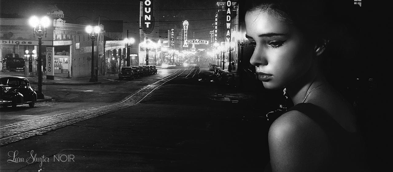 Lara Sluyter NOIR by love1008