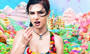 Candyland girl