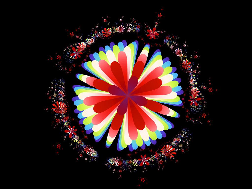 FlowerCircleDance by love1008