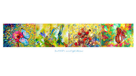 Neural-style-blossoms 4 by love1008