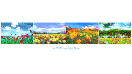 Neural-style-blossoms 5 by love1008