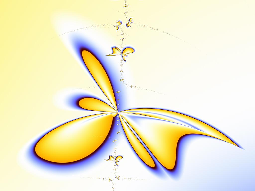 Butterflies in Flight by love1008