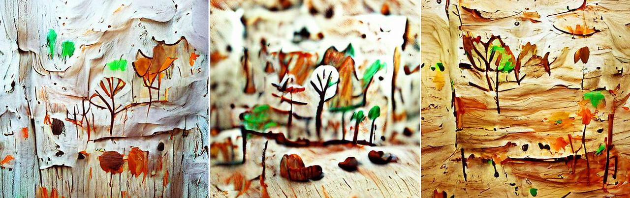 Kinder autumn