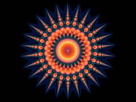 Festival Mandala by love1008