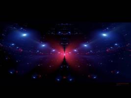 Cosmic Butterfly by love1008