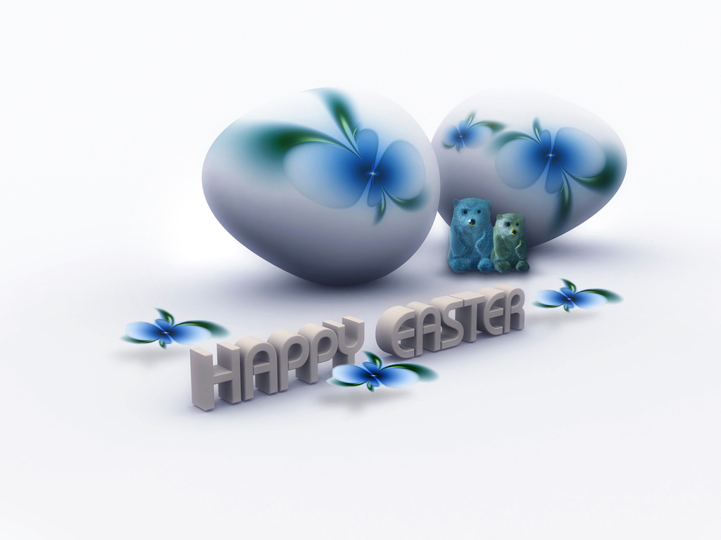 .Happy Easter.
