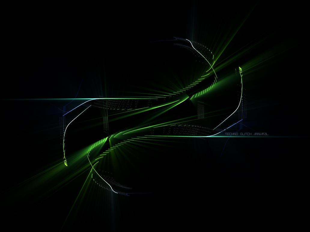 TechnoGLITCH by love1008