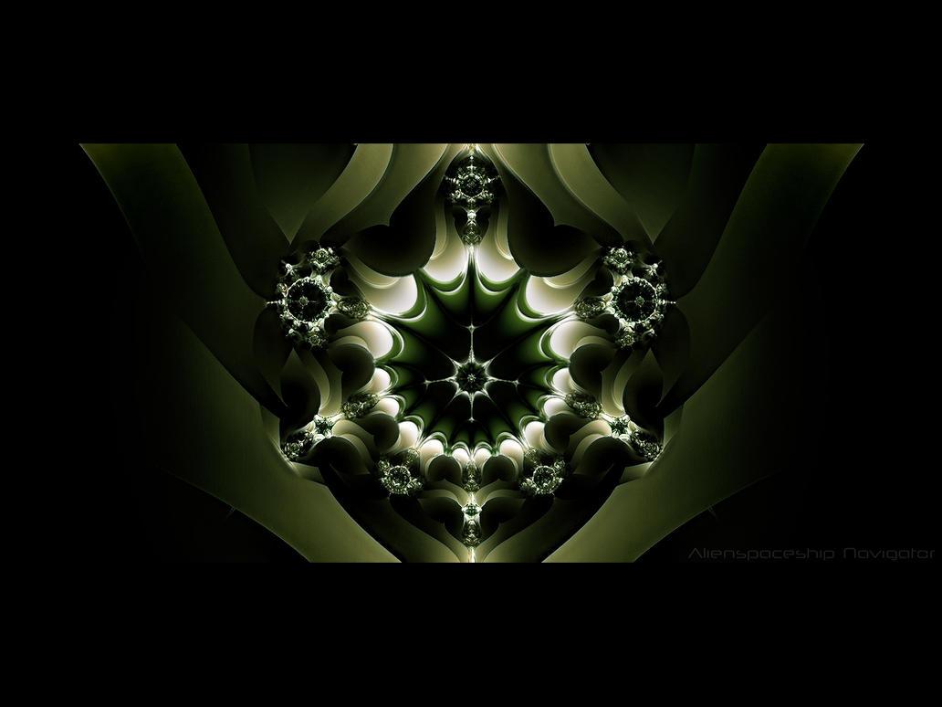 Alienspaceship  Navigator by love1008