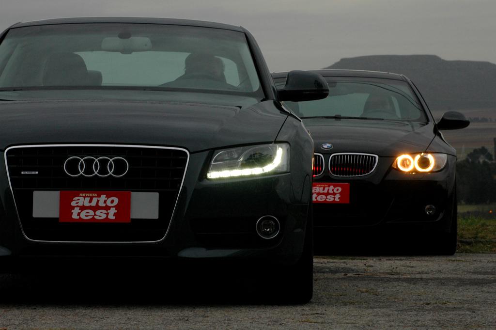 Audi A Vs BMW I By Frivasbx On DeviantArt - Audi vs bmw