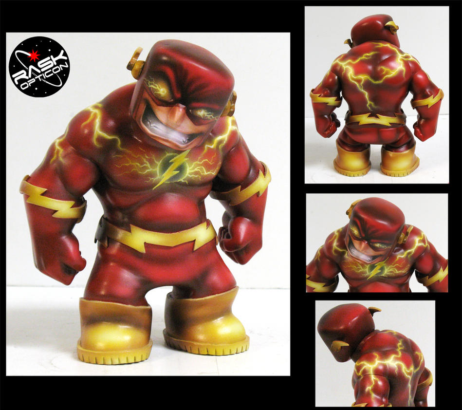 RASK the flash tequila by rAskopticon