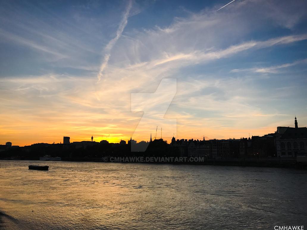 Thames Path #1 by cmhawke